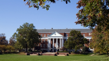 University of MD, College Park